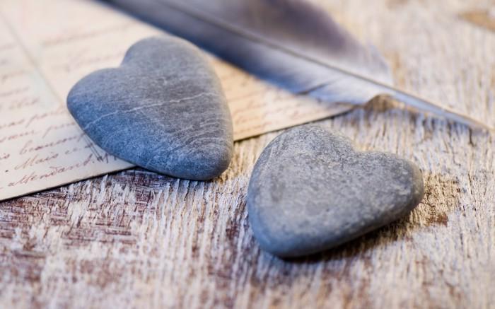 кам'яне серце