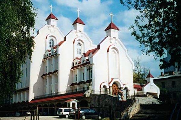 Житомир церква