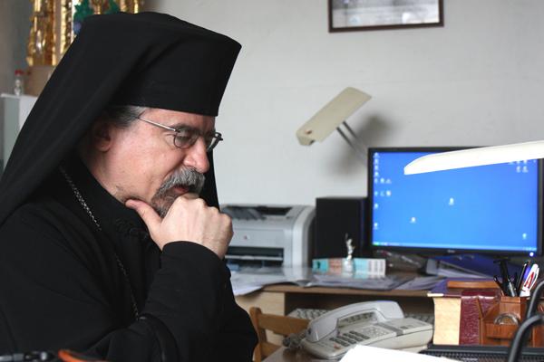 єпископ Ігор Ісіченко