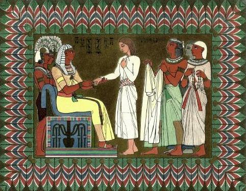 Йосиф і фараон
