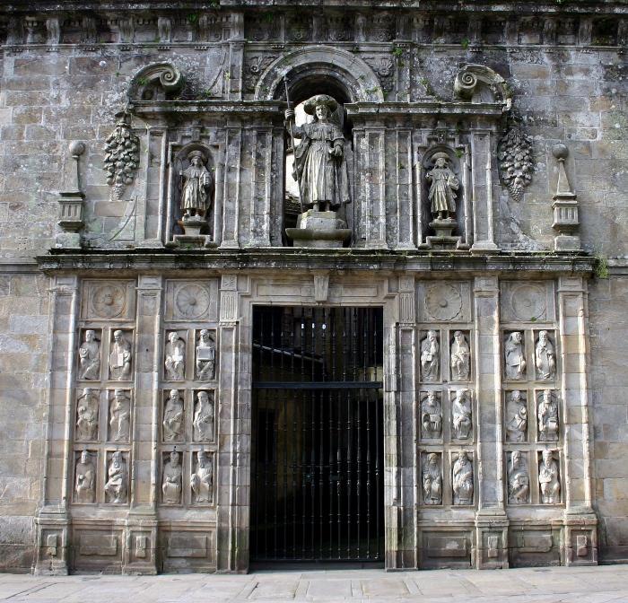 Святі Двері Сантьяго