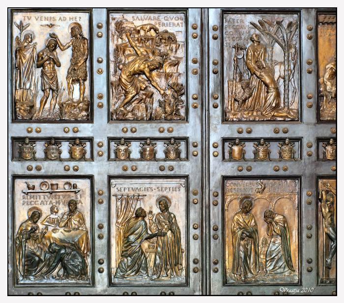 Святі Двері Ватикан