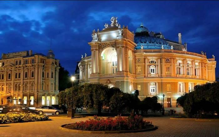 Україна архітектура