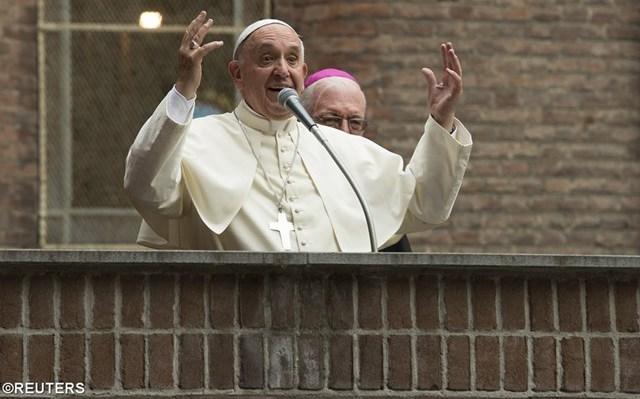 Папа у Турині