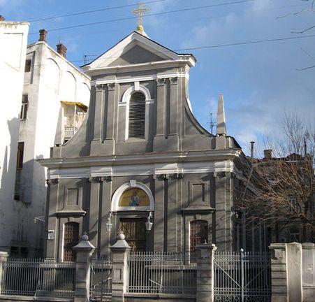 Храм святого Петра в Одесі