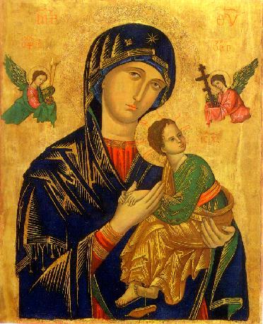 Матір Божа Неустанної Допомоги
