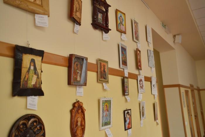 Виставка мистецьких робіт в'язнів у Львові