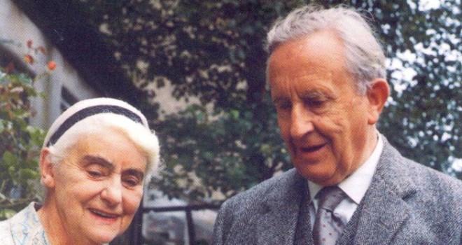 Рональд і Едит Толкіни