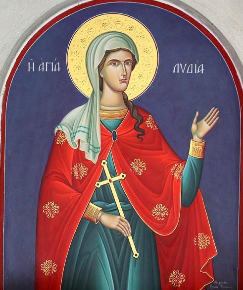 свята Лідія