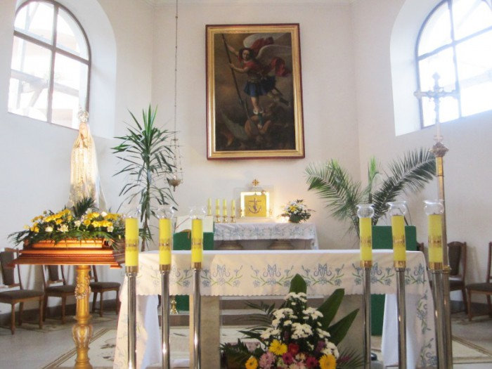 Незвичайна історія храму Святого Архангела Михаїла у Садгорі