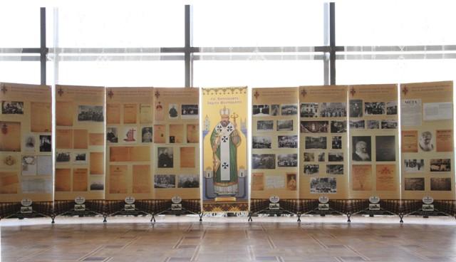 Пересувна виставка «Митрополит Андрей Шептицький –  Мойсей українського народу»