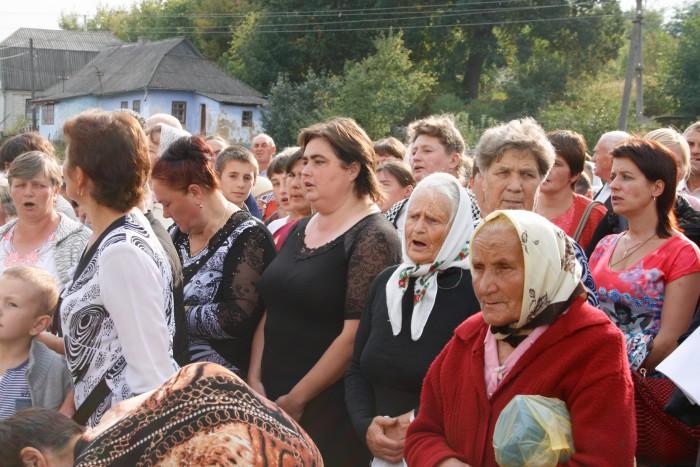 хресна дорога у Шаргороді