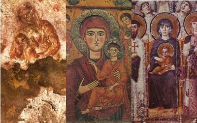 8 найдавніших зображень Богородиці