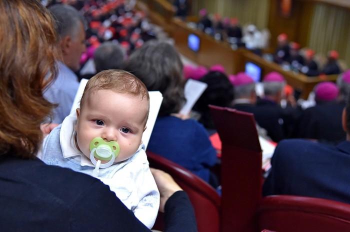Наймолодший учасник Синоду єпископів