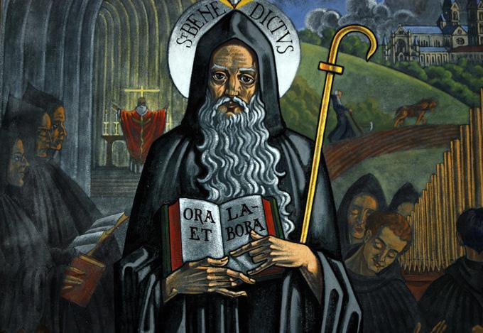 святий Бенедикт