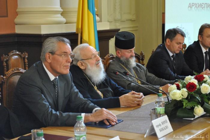 У Львові урочисто відкрили Міжнародний симпозіум, присвячений Андрею Шептицькому