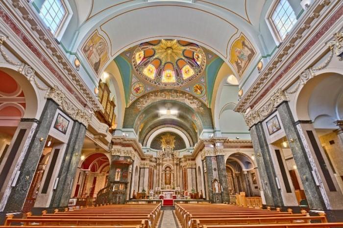 Храм св. Алоізія (Ґлазго, Шотландія)