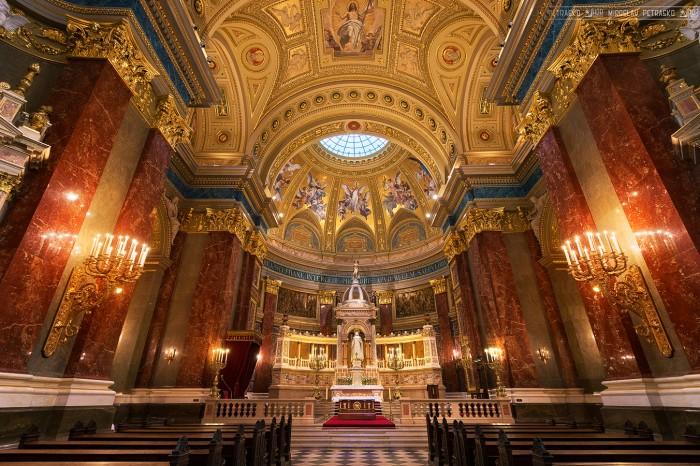 Базиліка св. Іштвана (Будапешт, Угорщина)