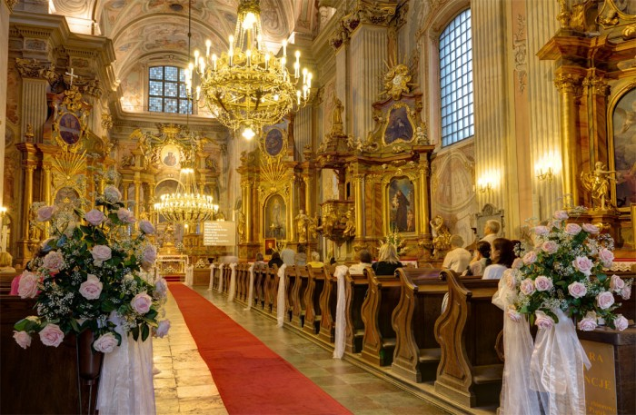 Храм св. Анни (Варшава, Польща)