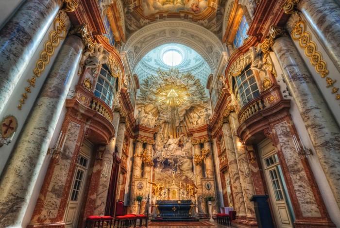 Храм св. Карла (Карлскірхе) (Відень, Австрія)