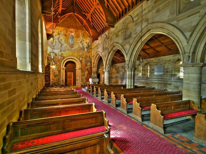 Храм св. Андрія (Кірбі Ґріндейлс, Англія)