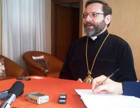Святослав Шевчук у Римі