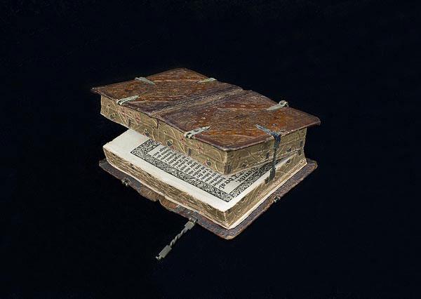 книга середньовыччя