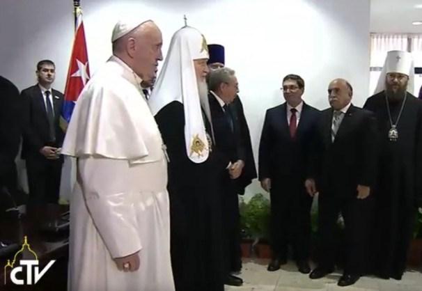 Папа і Кирил