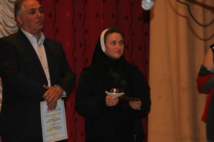 Бердичівських парафіян відзначили у конкурсі благодійників
