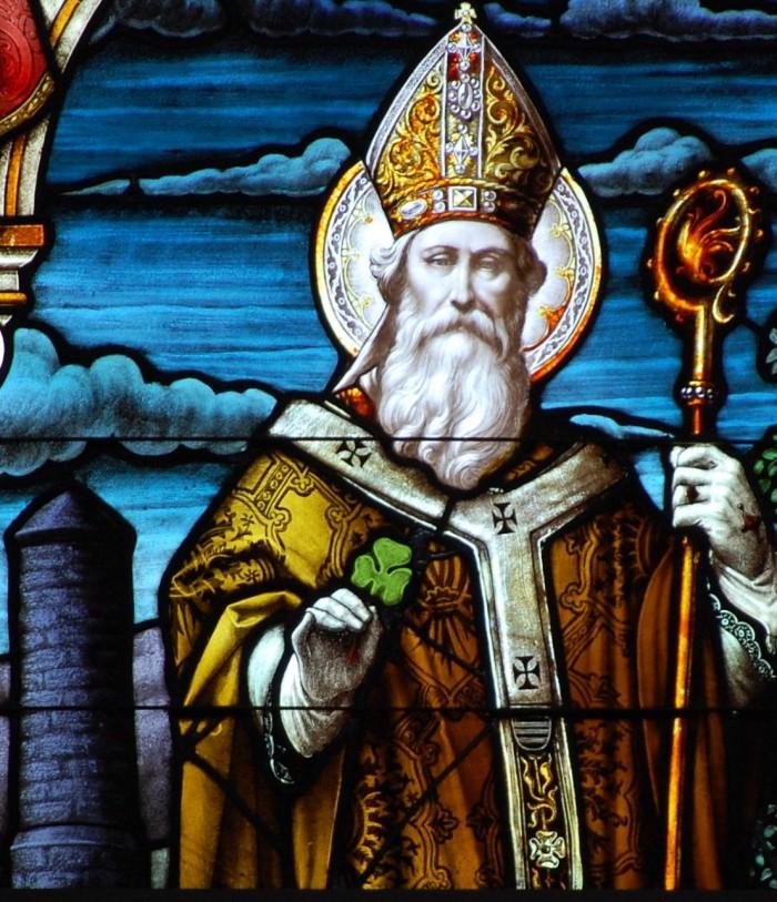 святий Патрик
