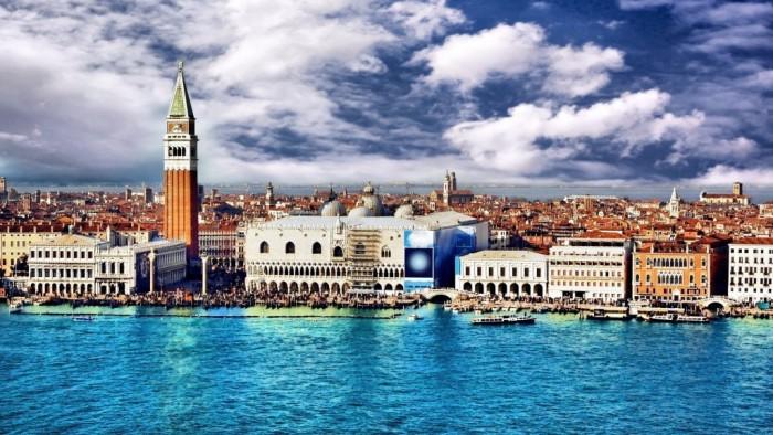 Венеція. Базиліка св. Марка