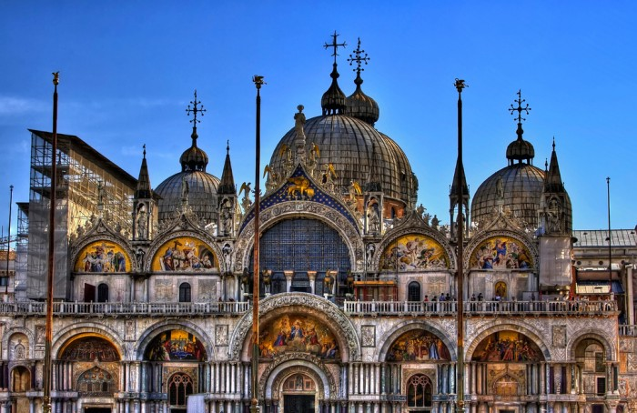 Венеція. Базиліка св. Марка.1