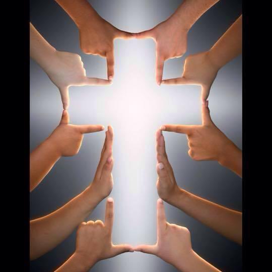 руки хрест