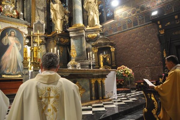 Львів: паломництво образу Милосердного Ісуса