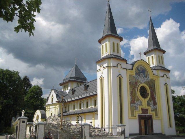 Санктуарій Пресвятого Серця Ісуса у Кам'янці-Подільському