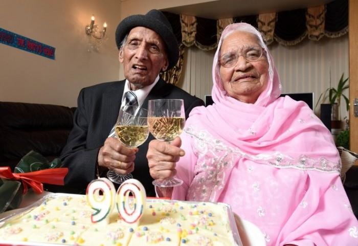 90 років разом