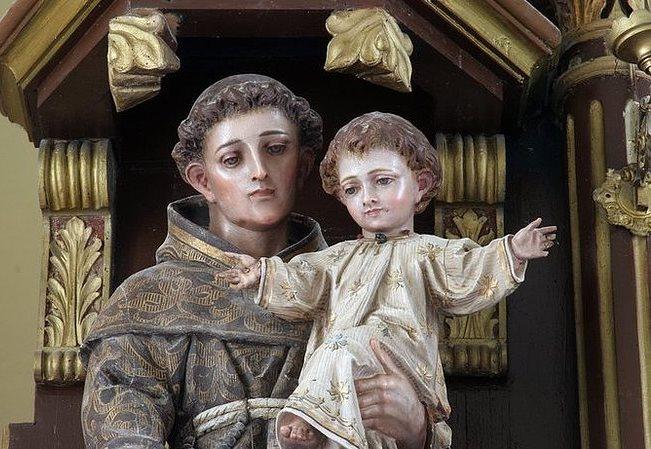 св. Антоній