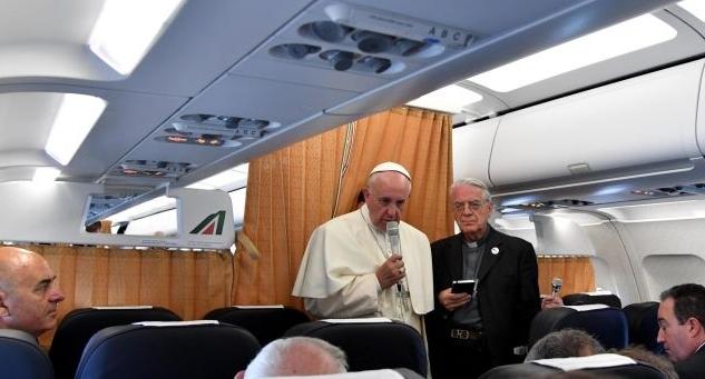 Папа і Ломбарді