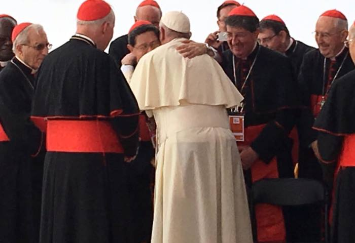 папа єпископи