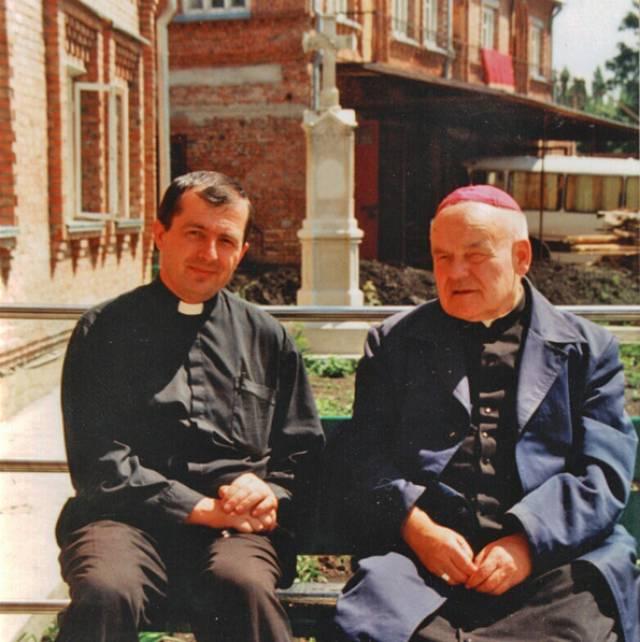 Слєповронський та Ольшанський