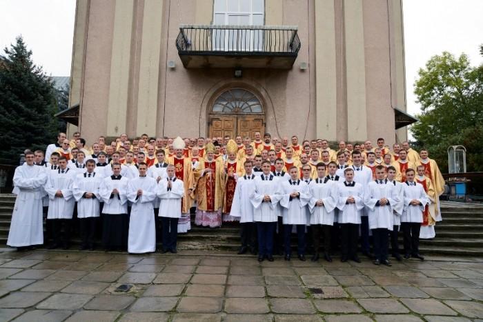 Городоцька семінарія відсвяткувала ювілей