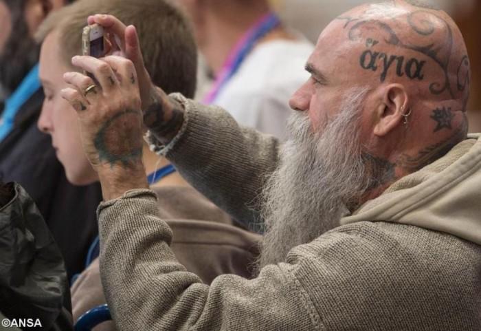 Папа Франциск і соціально незахищені