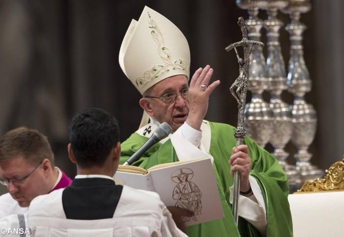 Папа Франциск і соціально незахищені1
