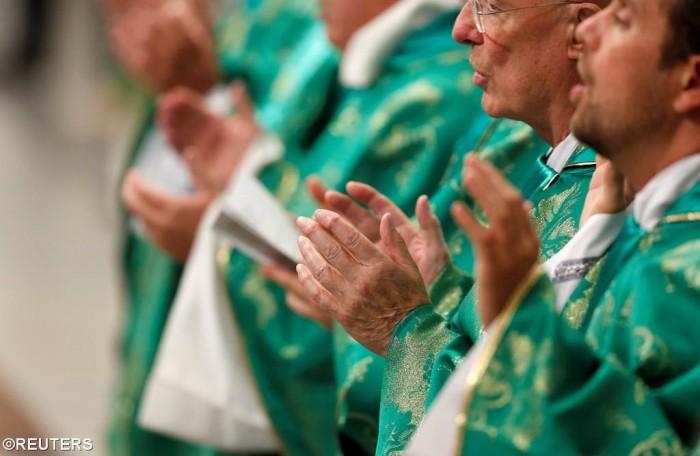 Папа Франциск і соціально незахищені2