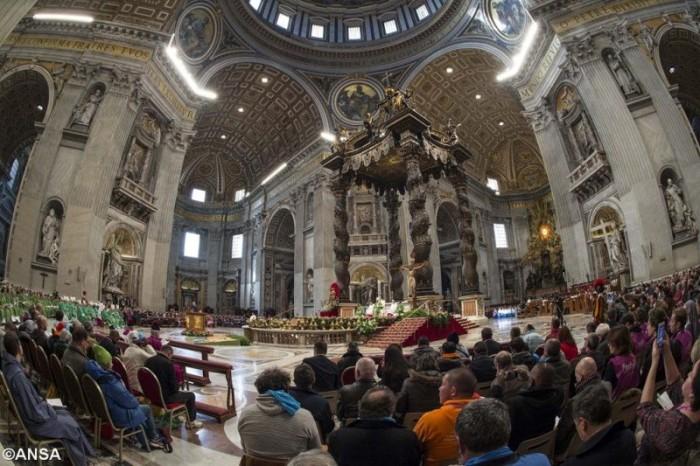 Папа Франциск і соціально незахищені3