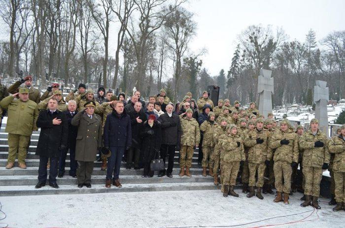У Львові молилися за захисників України