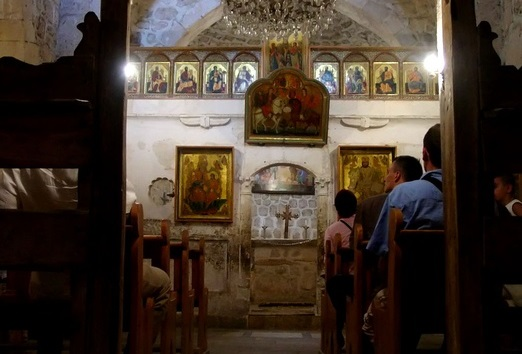 церква літургія молитва