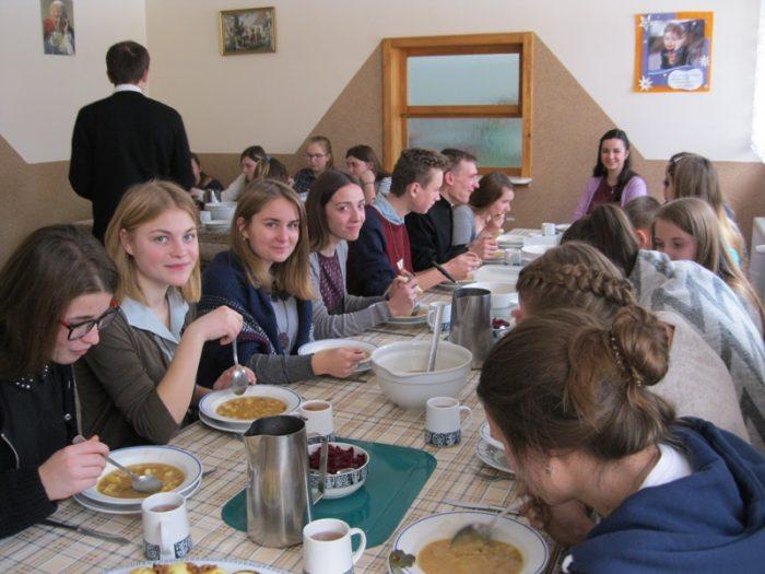 Оазові реколекції для молоді у Крисовичах