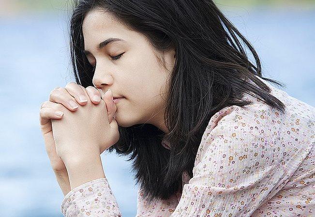 молитва формат