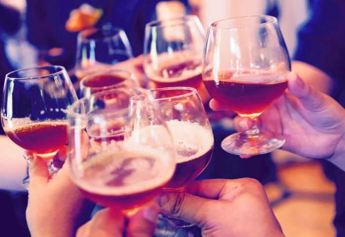 вино тост алкоголь